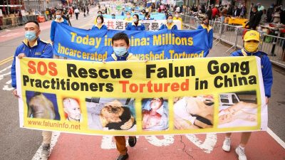 Völkermord & Todeslager: Zwei Millionen unschuldige Menschen für Chinas Organhandel ermordet