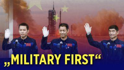Experte sieht in Chinas Raumfahrtprogramm eine Bedrohung für die USA