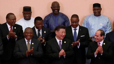 Vorsicht Falle: Die Strategie hinter Pekings Gelddiplomatie im Ausland