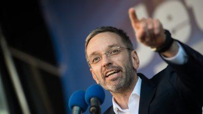 "FPÖ: ""Zeit"" sieht Erfolgschance für Kickl-Kurs"