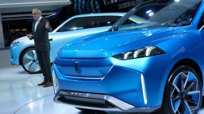 Verband: Chinesische Autohersteller drängen nach Deutschland
