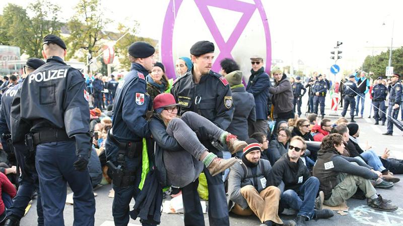CDU-Fraktionschef in NRW kritisiert Protestaktionen von Umweltaktivisten