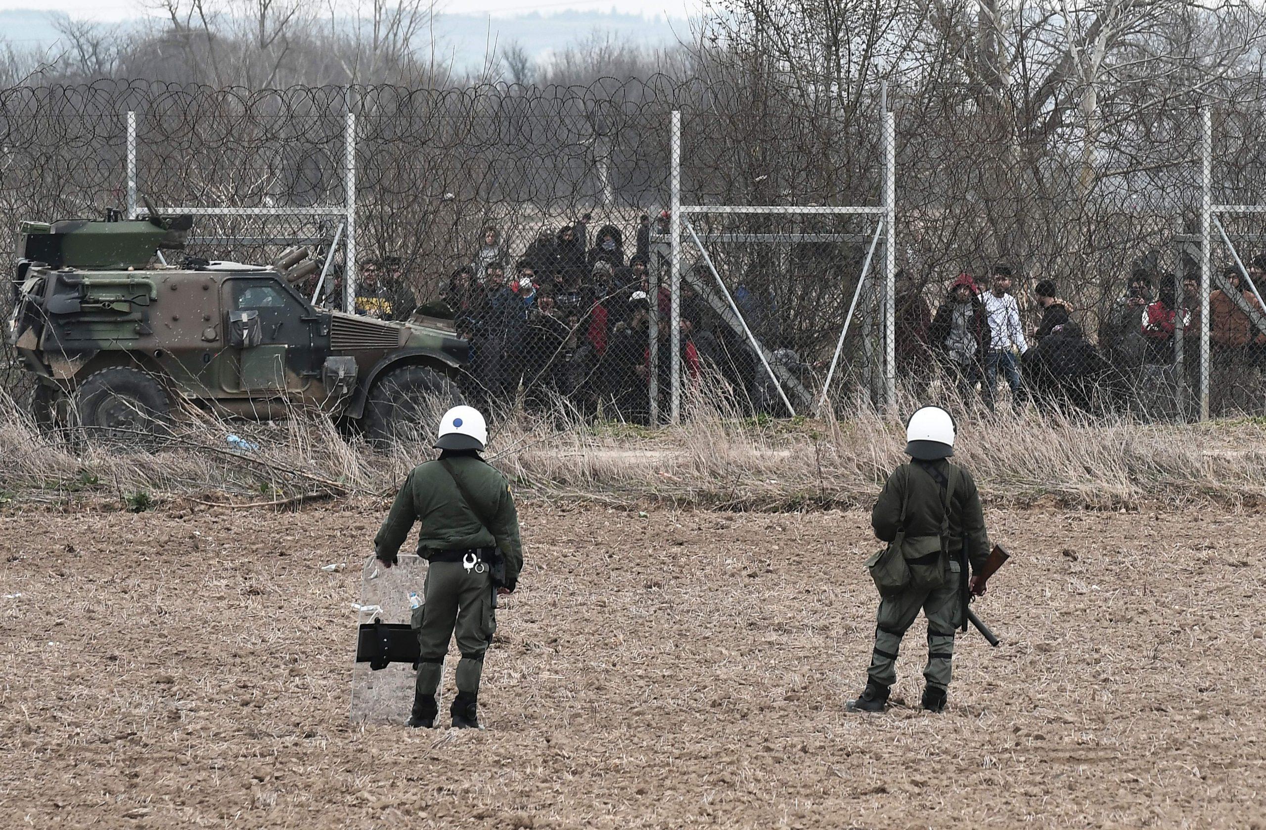 Griechenland will mit ohrenbetäubenden Schallkanonen Flüchtlinge abschrecken
