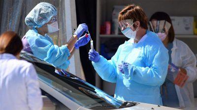 Kalifornien: Landkreis senkt COVID-19-Todeszahl um 25 Prozent nach Änderung der Zählkriterien