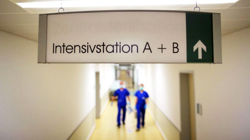 Intensivstationen leeren sich in Rekordtempo