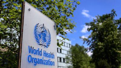 WHO: Selbsttests bei asymptomatischen Personen derzeit nicht empfohlen