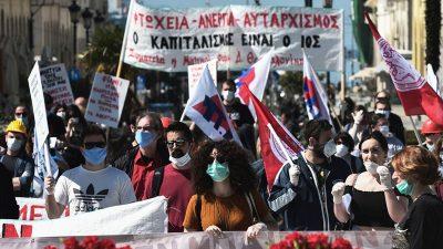 Öffentlicher Verkehr in Athen lahmgelegt