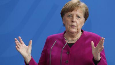 """AfD-Politiker konfrontiert Kanzlerin: """"Ihre Maßnahmen stehen alle auf sehr wackligen Füßen"""""""