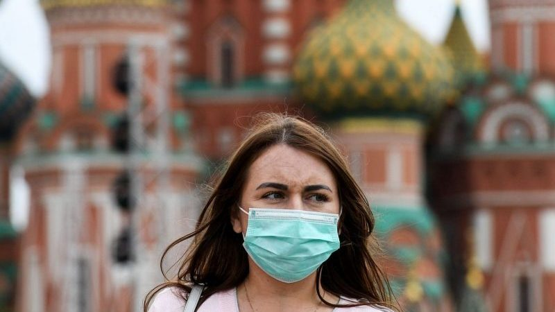 Nach Moskau verschärft auch St. Petersburg Corona-Restriktionen