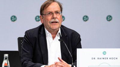 Eklat beim DFB: Ethikkommission löst sich nach Wahl des Vorsitzenden auf
