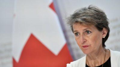 Schweizer stimmten über CO2-Gesetz ab – aber nicht so, wie die Regierung wollte