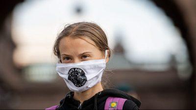 """""""Zu rassistisch"""": Greta-Thunberg-Unterstützergruppe löst sich selbst auf"""
