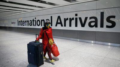EU-Staaten heben Reisebeschränkungen für US-Touristen auf