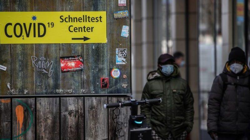 Ermittlungen wegen gefälschter negativer PCR-Tests in Hessen