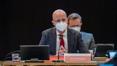 Gericht bestätigt Suspendierung von Halles Oberbürgermeister Wiegand