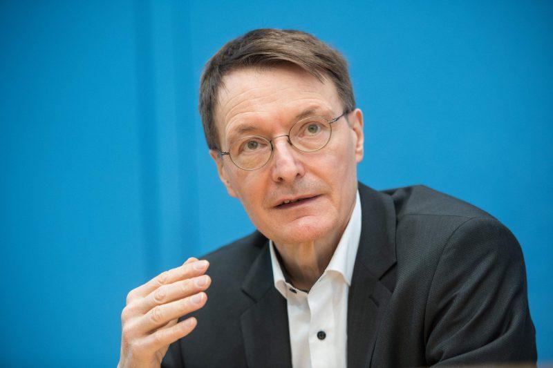 """Lauterbach: """"7 Prozent Geimpfte schwer erkrankt"""" – über 4 Mio. schwere Fälle in Deutschland zu erwarten?"""