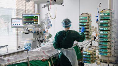 Beweise zeigen: Kliniken fälschten Intensivbetten-Zahlen und Spahns Haus wusste Bescheid