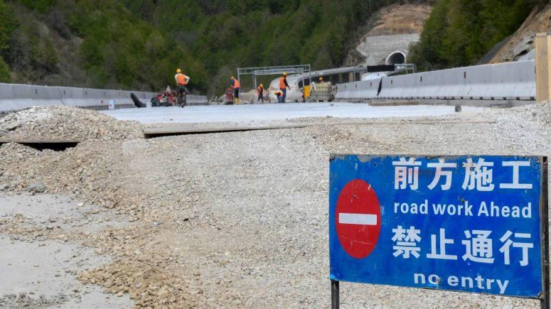 """Wie Montenegro sich von Pekings """"Schulden-Fallen Diplomatie"""" verführen ließ"""