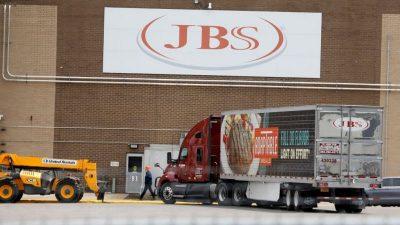 Nach Cyberangriff: Werke bei weltgrößtem Fleischkonzern laufen wieder