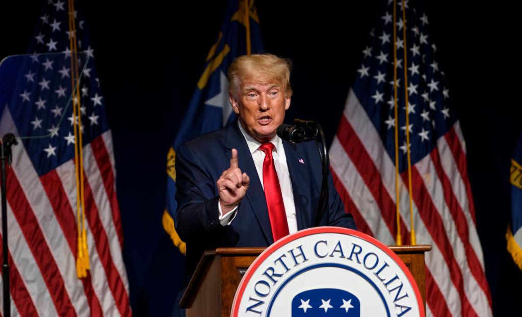 Ex-Präsident Trump warnt vor Entstehung einer Diktatur in den USA