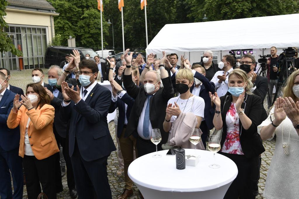 CDU klar vor AfD – SPD erstmals einstellig, Grüne wieder im Landtag