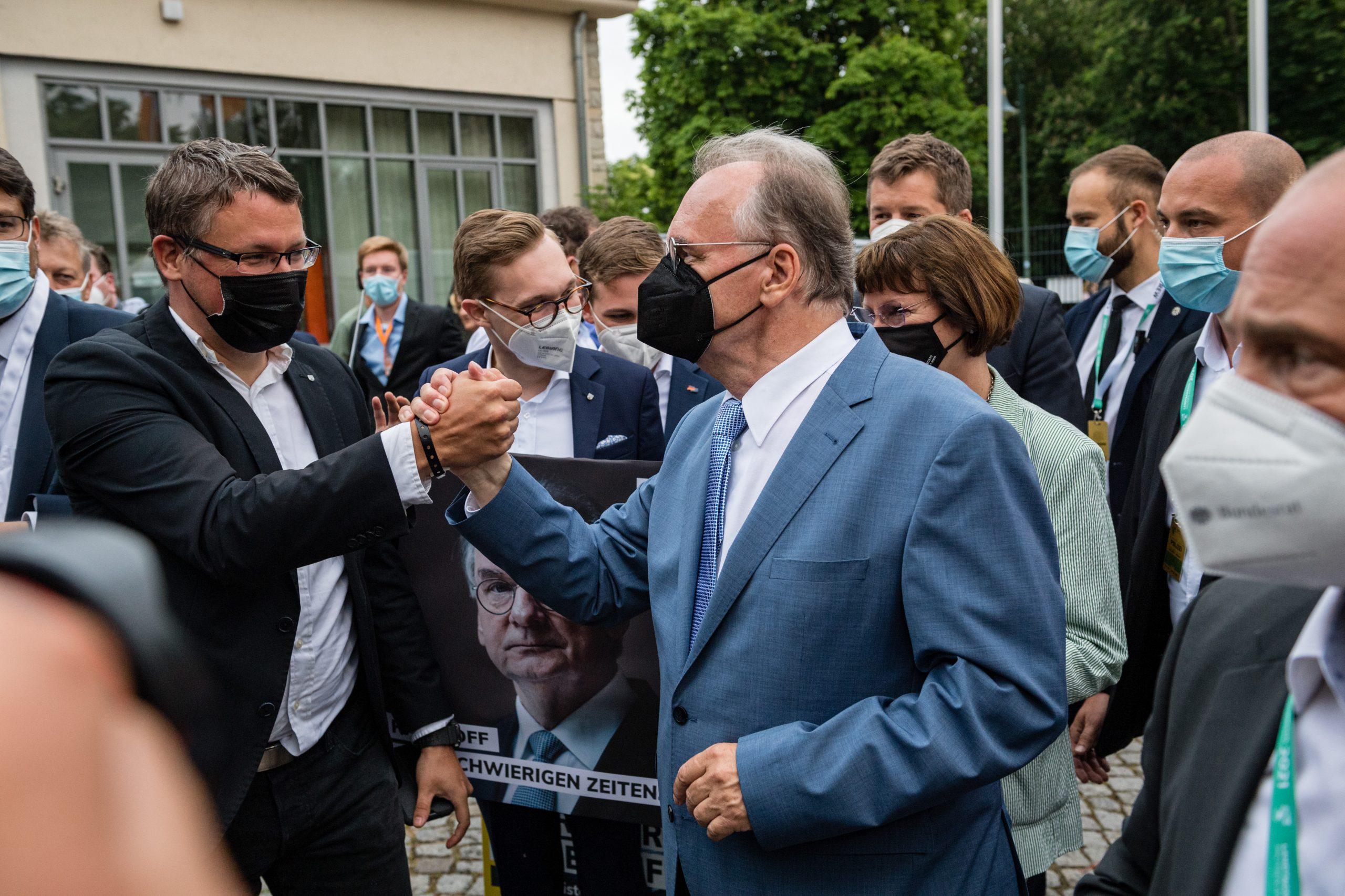 Sachsen-Anhalt: Triumph für Haseloff – Grüne könnten aus Regierung fliegen