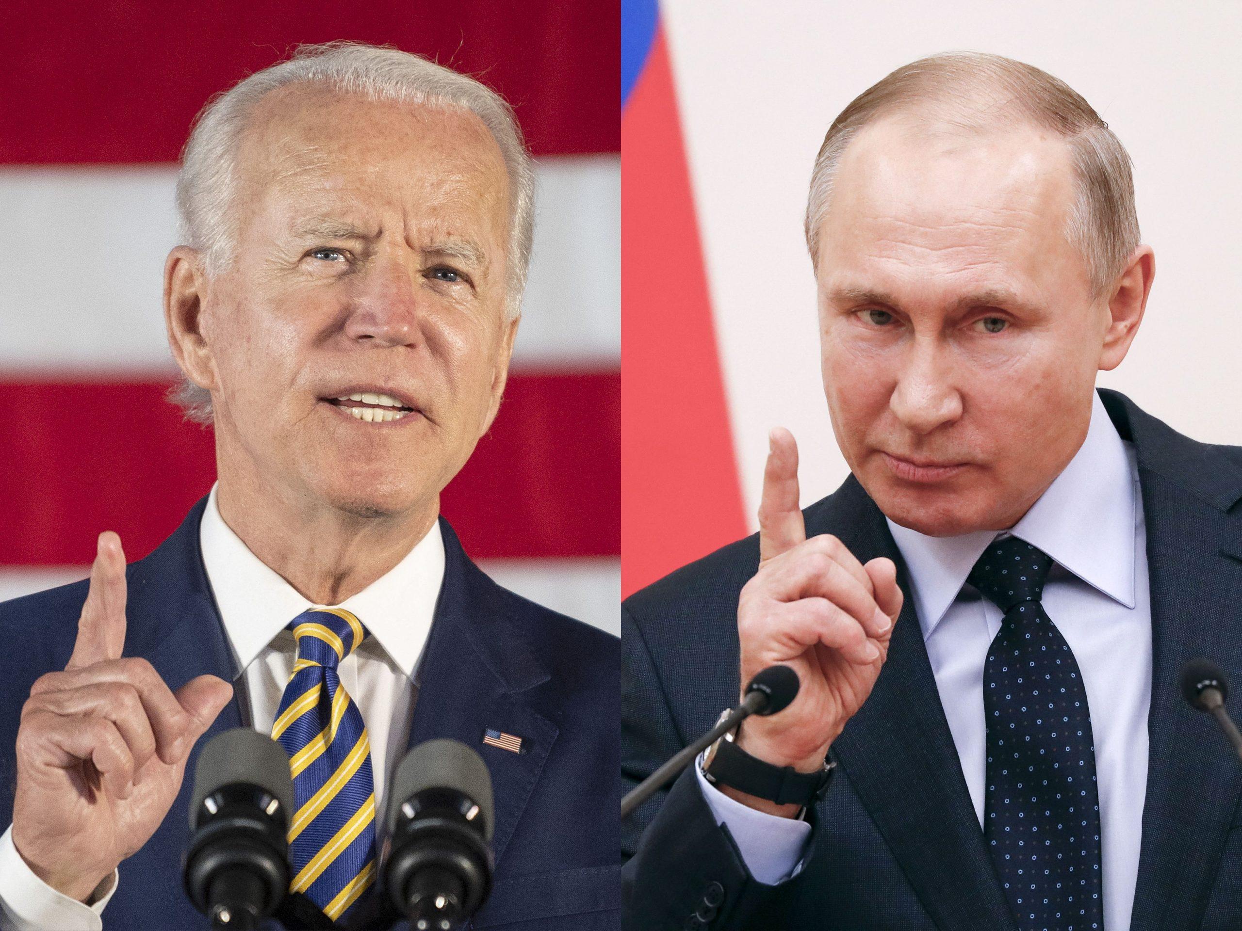 Streitpunkte in den Beziehungen zwischen Russland und den USA