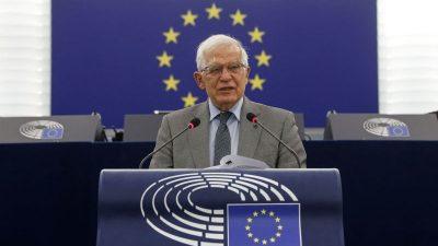 EU-Staaten beschließen Belarus-Sanktionen wegen erzwungener Ryanair-Landung