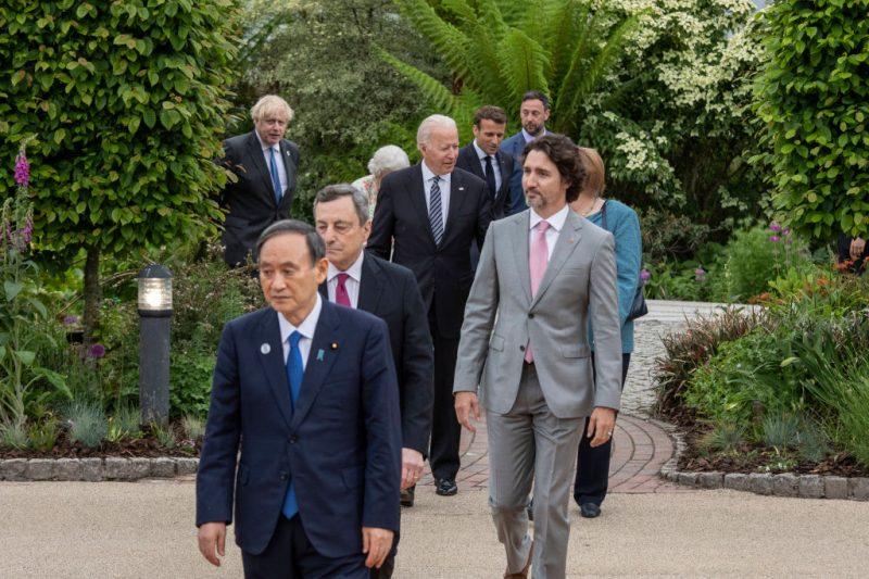 G7-Gipfel beschließt Gegenentwurf zu Chinas Seidenstraßenprojekt