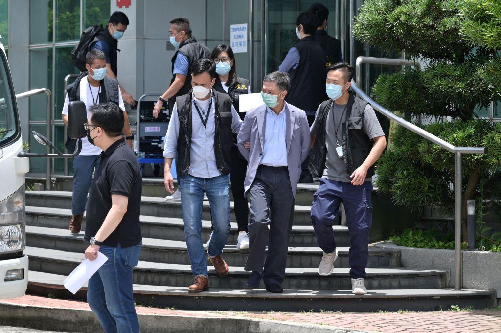 """Festnahme von """"Apple Daily""""-Chefredakteur in Hongkong – Zeitung erhöht Auflage am Folgetag deutlich"""