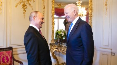 Annäherung in Genf: Russisch-chinesische Option vorerst vom Tisch