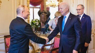 Biden-Putin-Treffen: Wer ist Gewinner und wer Verlierer? Experten sind unterschiedlicher Meinung