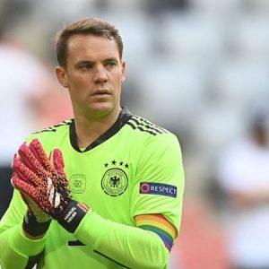 Ermittlungen gegen DFB wegen Neuers Regenbogen-Kapitänsbinde