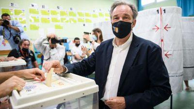 Regionalwahlen in Frankreich – Erste Teilergebnisse: Konservative vor Le Pens Partei – Präsidentenpartei erlitt eine Schlappe