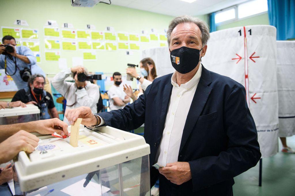 Regionalwahlen in Frankreich – Erste Teilergebnisse: Präsidentenpartei erleidet Schlappe