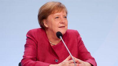 """Merkel sieht """"Epochenwechsel"""" in der internationalen Politik"""