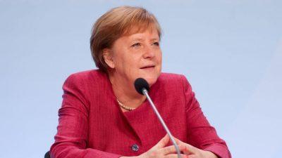 """Merkel: Deutschland ist in einem """"Epochenwechsel"""""""