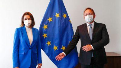 Belarus: EU beschließt weitere Sanktionen
