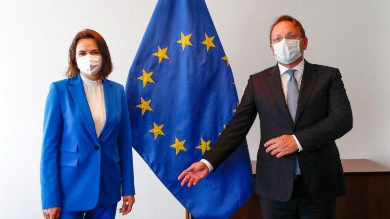 EU verhängt Exportverbot für Überwachungstechnologie nach Belarus