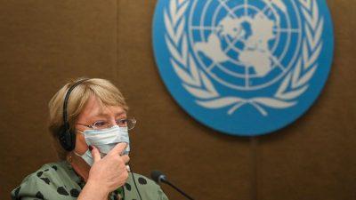 Mehr als 40 Staaten kritisieren KP Chinas in UN-Menschenrechtsrat