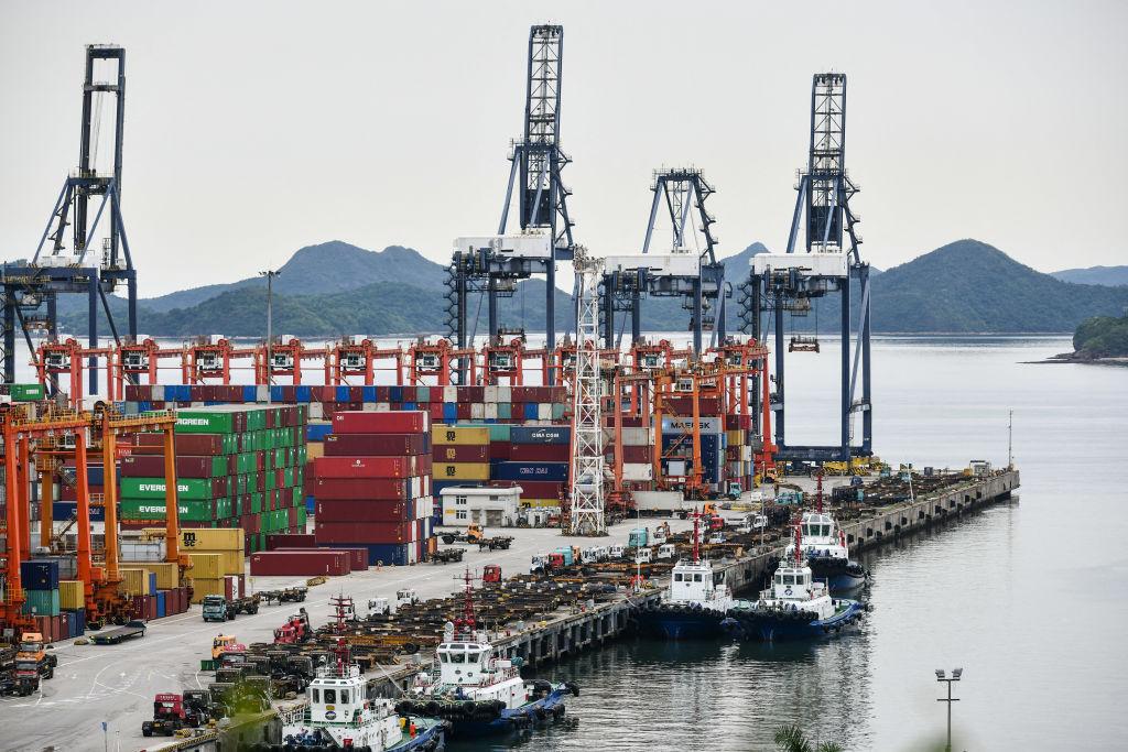 Exporte in die USA und China steigen nach 2020 wieder an