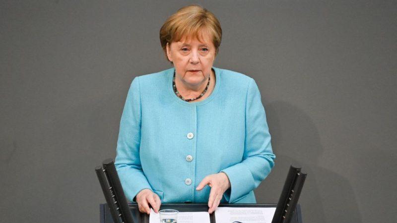 Merkel gegen Corona-Impfpflicht für Mitarbeiter im Gesundheitswesen