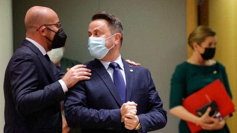 Nach EU-Gipfel: Luxemburgs Regierungschef positiv auf Coronavirus getestet