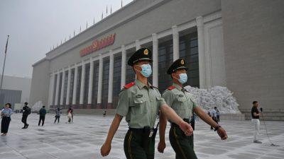 US-Resolution: Brutalisierung der eigenen Bevölkerung ist Kern-DNA der KP Chinas