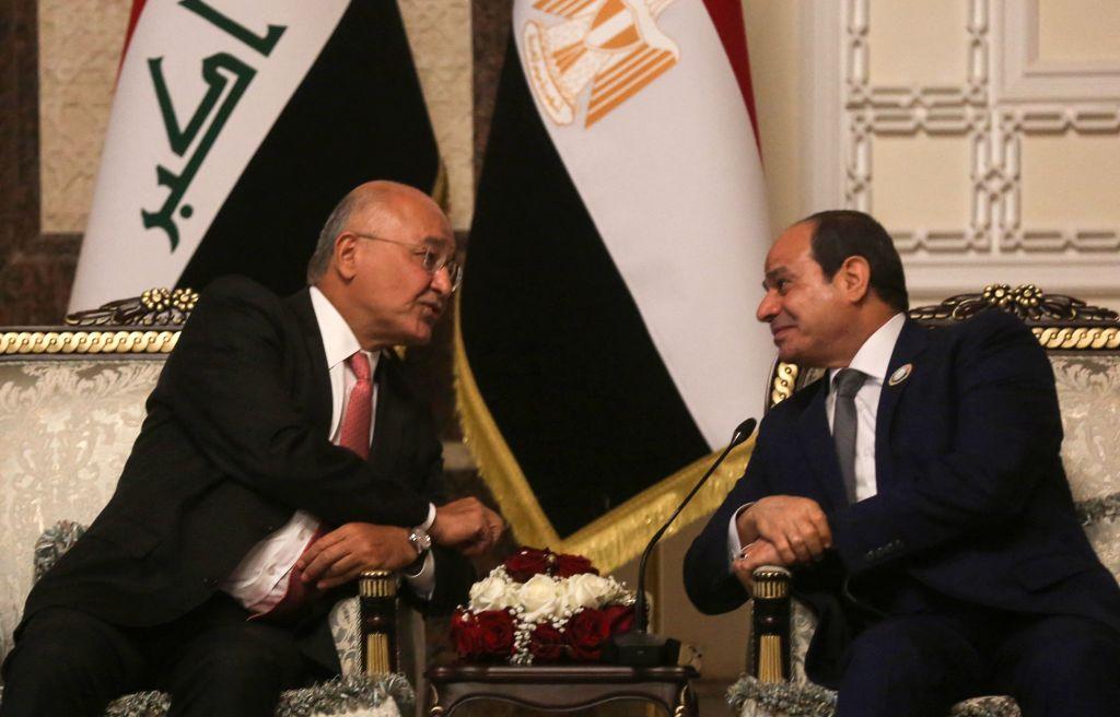 Erster Staatsbesuch Ägyptens im Irak seit drei Jahrzehnten
