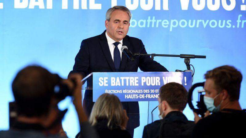 Frankreich: Xavier Bertrand bereitet sich auf die Präsidentschaftswahlen 2022 vor