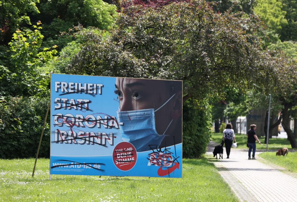 Ökonomen warnen vor Erstarken der AfD in Sachsen-Anhalt – Laschet duldet keine Annäherung