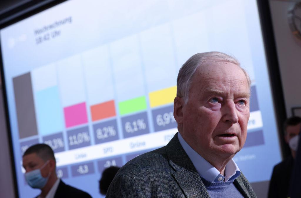 Wahl-Ticker: Bei Männern zwischen 18 und 59 Jahren AfD stärkste Partei – Prognose: CDU 36,9 Prozent, AfD 21,4 Prozent