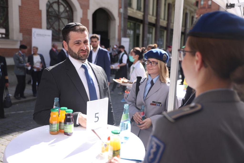 Bundeswehr: Erstmals seit 100 Jahren wieder Militärrabbiner in Deutschland