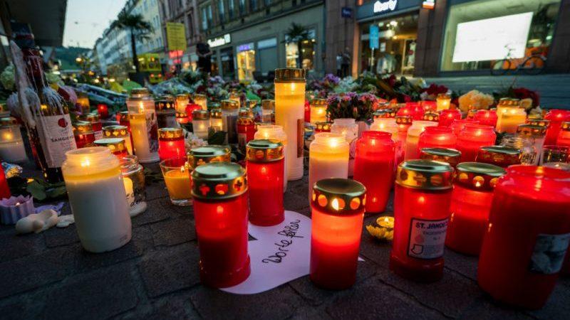 Nach Würzburger Messer-Anschlag: Noch immer kein klares Statement gegen islamistischen Terror